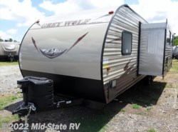 New 2017  Forest River Cherokee Grey Wolf 26DBH by Forest River from Mid-State RV Center in Byron, GA