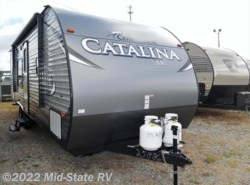 New 2017  Coachmen Catalina SBX 261BH by Coachmen from Mid-State RV Center in Byron, GA