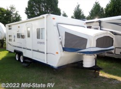 Used 2006  K-Z Coyote 25CBH by K-Z from Mid-State RV Center in Byron, GA