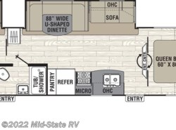 New 2017  Coachmen Freedom Express Liberty Edition 310BHDSLE by Coachmen from Mid-State RV Center in Byron, GA