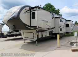 New 2017  Coachmen Brookstone 378RE by Coachmen from Mid-State RV Center in Byron, GA