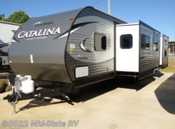 New 2017  Coachmen Catalina 323BHDSCK by Coachmen from Mid-State RV Center in Byron, GA