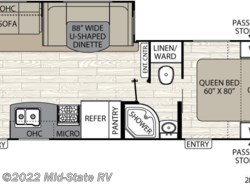 New 2017  Coachmen Freedom Express Liberty Edition 281RLDS by Coachmen from Mid-State RV Center in Byron, GA