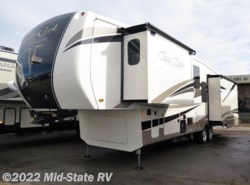 New 2017  Forest River Cedar Creek Champagne Edition 38ERK by Forest River from Mid-State RV Center in Byron, GA