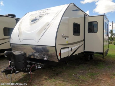 2018 Coachmen Freedom Express 231RBDS