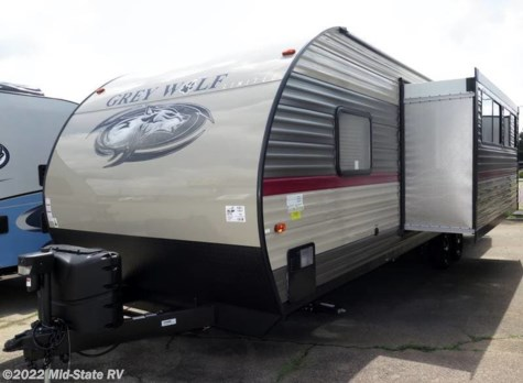 2019 Forest River Cherokee Grey Wolf SE 26CKSE