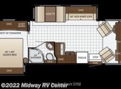 New 2017  Newmar Bay Star Sport  2702 by Newmar from Midway RV Center in Grand Rapids, MI