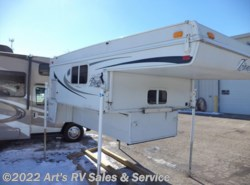 Used 2009  Palomino Bronco SS1251 SOFT SIDE 1/2 TON 6FT 6IN