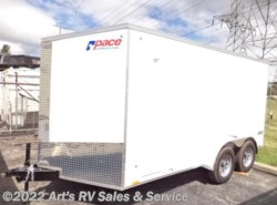 New 2017  Pace American Journey JV7X14TE2 SE by Pace American from Art's RV Sales & Service in Glen Ellyn, IL