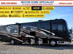 New 2016  Sportscoach Cross Country 404RB Bath & 1/2, Pwr Salon Bunks, W/D, King by Sportscoach from Motor Home Specialist in Alvarado, TX