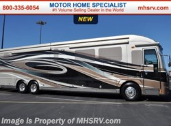 New 2015  American Coach American Heritage 45T Bath & 1/2 Luxury RV for Sale at MHSRV.com by American Coach from Motor Home Specialist in Alvarado, TX