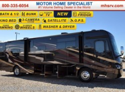 New 2017  Sportscoach Cross Country 404RB Bath & 1/2, W/D, King, Pwr Salon Bunks by Sportscoach from Motor Home Specialist in Alvarado, TX