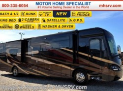 New 2017  Coachmen Cross Country 404RB Bath & 1/2, Pwr Salon Bunks, King and W/D by Coachmen from Motor Home Specialist in Alvarado, TX