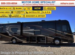New 2017  Coachmen Cross Country 404RB Bath & 1/2, Power Salon Bunks, King and W/D by Coachmen from Motor Home Specialist in Alvarado, TX