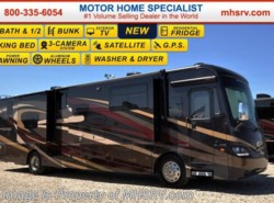 New 2017  Coachmen Cross Country 404RB Bath & 1/2, Pwr Salon Bunks, W/D & King Bed by Coachmen from Motor Home Specialist in Alvarado, TX