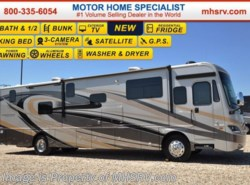 New 2017  Coachmen Cross Country 404RB Bath & 1/2, Pwr Salon Bunk, King, W/D,GPS by Coachmen from Motor Home Specialist in Alvarado, TX