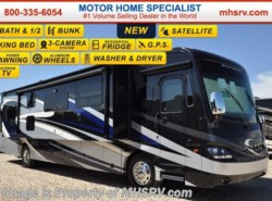 New 2017  Coachmen Cross Country 407FW Bath & 1/2, Bunks, 15K A/Cs, W/D & King Bed by Coachmen from Motor Home Specialist in Alvarado, TX