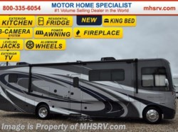 New 2017  Thor Motor Coach Challenger 36TL W/Theater Seats, King Bed & 50 Inch TV by Thor Motor Coach from Motor Home Specialist in Alvarado, TX