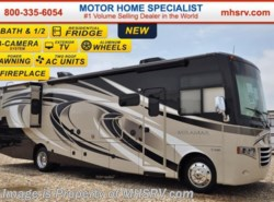 New 2017  Thor Motor Coach Miramar 34.1 Bath & 1/2, Theater Seats, Fireplace, Ext. TV by Thor Motor Coach from Motor Home Specialist in Alvarado, TX