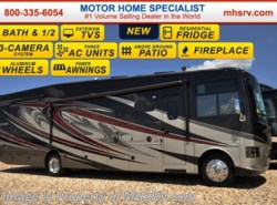 New 2017  Thor Motor Coach Outlaw Residence Edition 38RE Res Fridge, Bath & 1/2, 4 TVs, 26K Chassis by Thor Motor Coach from Motor Home Specialist in Alvarado, TX