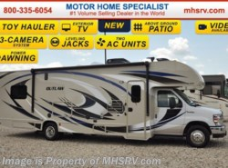 New 2017  Thor Motor Coach Outlaw 29H Toy Hauler W/Jacks, Ext TV, 2 A/C, Patio by Thor Motor Coach from Motor Home Specialist in Alvarado, TX