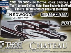New 2017  Thor Motor Coach Chateau Super C 35SF Bath & 1/2,  Dsl. Gen, Cabover Loft, FBP by Thor Motor Coach from Motor Home Specialist in Alvarado, TX