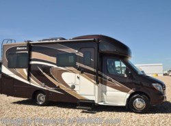 New 2017  Thor Motor Coach Four Winds Siesta Sprinter 24ST Diesel RV W/FBP, Ext. TV, Dsl. Gen, 3 Cam by Thor Motor Coach from Motor Home Specialist in Alvarado, TX