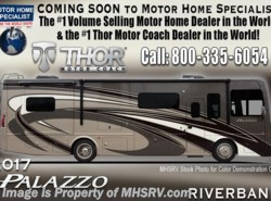 New 2017  Thor Motor Coach Palazzo 33.3 Diesel Pusher RV for Sale With Bunk Beds by Thor Motor Coach from Motor Home Specialist in Alvarado, TX