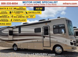 New 2017  Fleetwood Bounder 35K Bath & 1/2 RV for Sale W/ King Bed by Fleetwood from Motor Home Specialist in Alvarado, TX