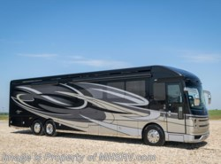 New 2017  American Coach American Eagle 45C Bath & 1/2 Luxury Coach W/600HP, Aqua Hot, IFS by American Coach from Motor Home Specialist in Alvarado, TX