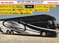 New 2017  American Coach American Dream 45T 600HP Bath & 1/2 Luxury RV for Sale at MHSRV W by American Coach from Motor Home Specialist in Alvarado, TX