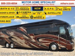 New 2017  American Coach American Revolution 42S Bath & 1/2 Luxury Coach for Sale W/ King Bed by American Coach from Motor Home Specialist in Alvarado, TX