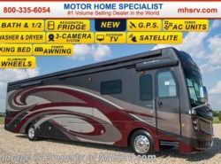 New 2017  Fleetwood Discovery LXE 40E Bath & 1/2 RV for Sale at MHSRV W/Satellite by Fleetwood from Motor Home Specialist in Alvarado, TX