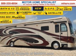 New 2017  Fleetwood Discovery LXE 40E Bath & 1/2 RV for Sale at MHSRV W/OH LED TV by Fleetwood from Motor Home Specialist in Alvarado, TX