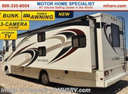 New 2017  Forest River Georgetown 3 Series GT3 31B W/Bunks, Pwr Loft, 5 TV, 3 Cam, Pwr Awning by Forest River from Motor Home Specialist in Alvarado, TX