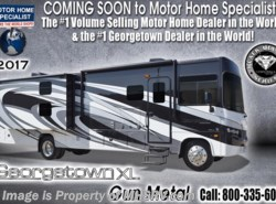 New 2017  Forest River Georgetown XL 369DS Bath & 1/2, Black Diamond RV for Sale by Forest River from Motor Home Specialist in Alvarado, TX
