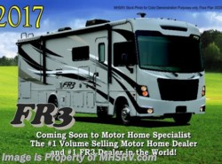New 2017  Forest River FR3 30DS Crossover RV for Sale at MHSRV.com King Bed by Forest River from Motor Home Specialist in Alvarado, TX