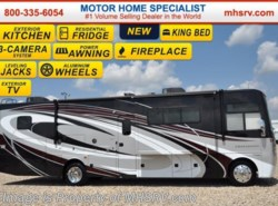 New 2017  Thor Motor Coach Challenger 36TL W/King Bed, 50 Inch TV, Ext. Kitchen by Thor Motor Coach from Motor Home Specialist in Alvarado, TX