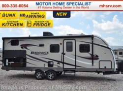 New 2017  Cruiser RV Radiance 24BHDS Touring Edition Bunk House RV for Sale W/Ex by Cruiser RV from Motor Home Specialist in Alvarado, TX