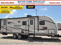 New 2017  Cruiser RV Radiance 28BHSS Coach for Sale at MHSRV by Cruiser RV from Motor Home Specialist in Alvarado, TX