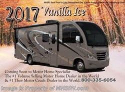 New 2017  Thor Motor Coach Axis 25.3 RUV for Sale at MHSRV.com W/Exterior TV by Thor Motor Coach from Motor Home Specialist in Alvarado, TX