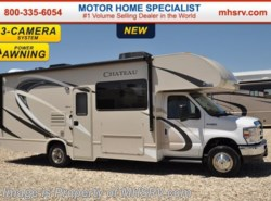 New 2017  Thor Motor Coach Chateau 26B Class C RV for Sale W/Cabover Ent Center by Thor Motor Coach from Motor Home Specialist in Alvarado, TX