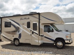 New 2017  Thor Motor Coach Four Winds 22E RV for Sale at MHSRV W/Heated Tanks & 3 Cams by Thor Motor Coach from Motor Home Specialist in Alvarado, TX