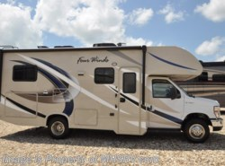 New 2017  Thor Motor Coach Four Winds 24C RV for Sale at MHSRV.com W/3 Cam, 15K A/C by Thor Motor Coach from Motor Home Specialist in Alvarado, TX
