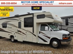 New 2017  Coachmen Freelander  27QBC Coach for Sale at MHSRV Ext. TV, 15K BTU A/C by Coachmen from Motor Home Specialist in Alvarado, TX