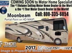New 2017  Thor Motor Coach Windsport 34J Bunk Model RV for Sale W/King