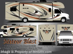 New 2017  Thor Motor Coach Outlaw 29H Toy Hauler Class C RV for Sale W/2 A/Cs by Thor Motor Coach from Motor Home Specialist in Alvarado, TX
