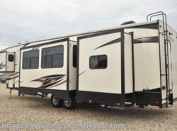 New 2017  Heartland RV ElkRidge 38RSRT Bunk RV for Sale at MHSRV.com 2 Full Bath by Heartland RV from Motor Home Specialist in Alvarado, TX