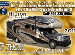 New 2017  Thor Motor Coach Chateau Super C 35SM Super C RV for Sale at MHSRV.com King Bed by Thor Motor Coach from Motor Home Specialist in Alvarado, TX