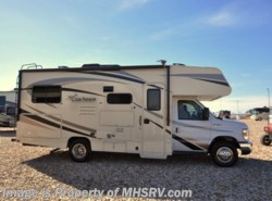 New 2017  Coachmen Freelander  22QB RV for Sale W/15K BTU A/C, E450, Ext TV by Coachmen from Motor Home Specialist in Alvarado, TX